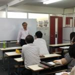 教師資格研修(中級)を行いました【8月22日(火)】