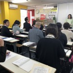 教師資格研修(中・上級)を行いました(3月23日(金))