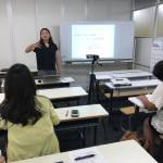 教師資格研修(中・上級)を行いました(8月31日(金))