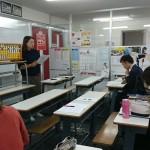 教師資格研修(中級)を行いました(12月4日(火))