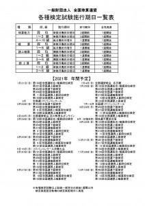 2021年検定試験施工期日一覧表(HP)_page-0001